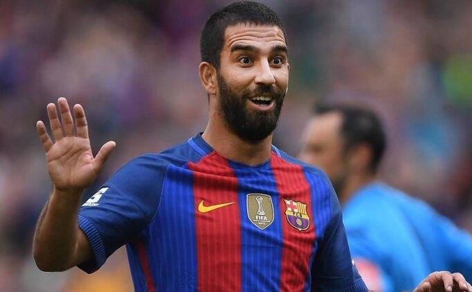 Arda Turan'ın Barcelona'dan Başakşehir'e transferinde kritik gün!