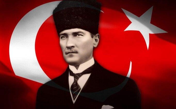 Spor camiası 10 Kasım'da Atatürk'ü unutmadı