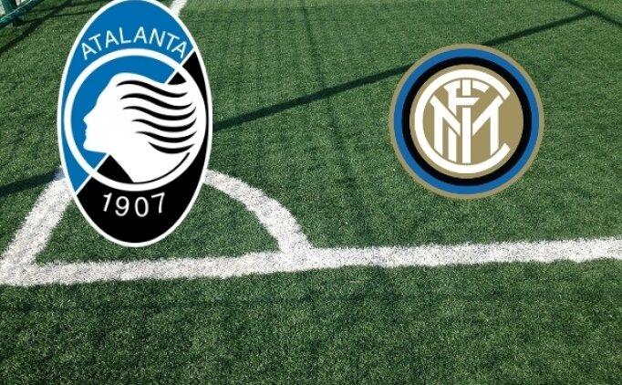 Atalanta Inter maçı canlı hangi kanalda saat kaçta?