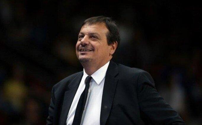 Ergin Ataman: 'Galibiyet ile başlamak istiyoruz'