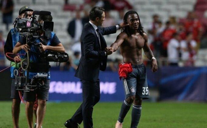 Kovac, Renato Sanches sürprizinin sebebini açıkladı