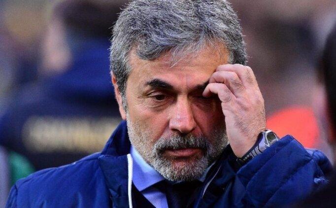 Aykut Kocaman'ı kahreden iki maç!