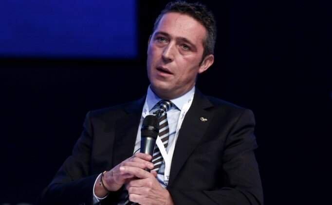 Ali Koç'un teknik direktör açıklaması ve Aziz Yıldırım'a yanıtı