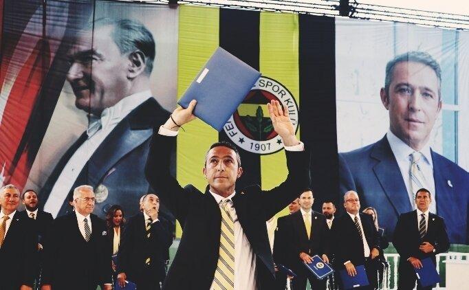Ali Koç, FBTV'de konuştu: 'Ersun Yanal olmayacak'