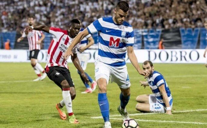 Trabzonspor'a Hırvat defans