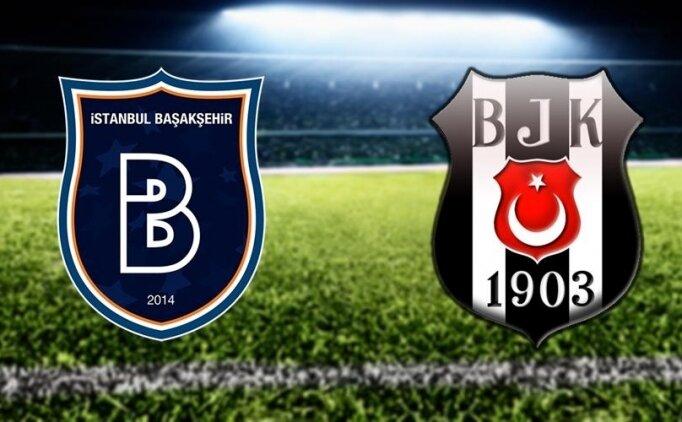 ÖZETLER Başakşehir 1-0 Beşiktaş maçı detayları