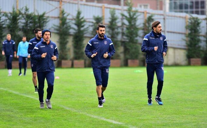 Başakşehir'de Adana Demirspor mesaisi başladı
