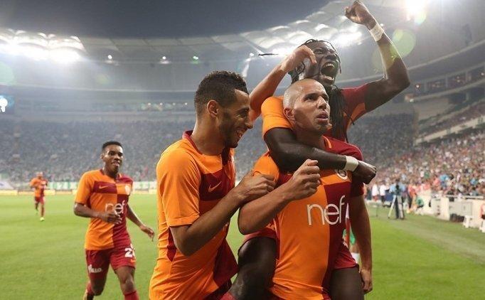 Galatasaray-Antalyaspor! Muhtemel 11'ler