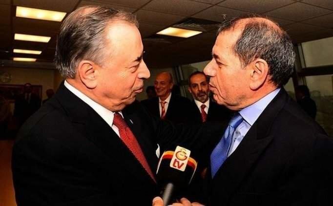 Dursun Özbek: '240 milyon TL'lik kasa kolaylığı sağladım'