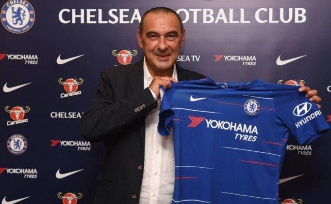 Chelsea, Maurizio Sarri'yi resmen açıkladı