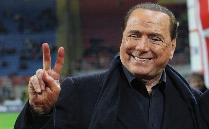 Efsane Başkan Berlusconi, yeniden takım alıyor