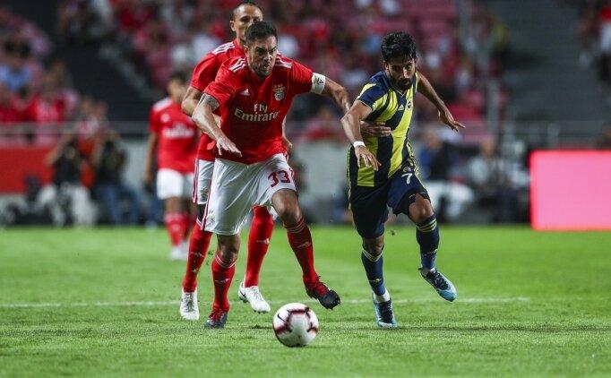 Fenerbahçe'de Benfica maçı öncesi sakatlık şoku!