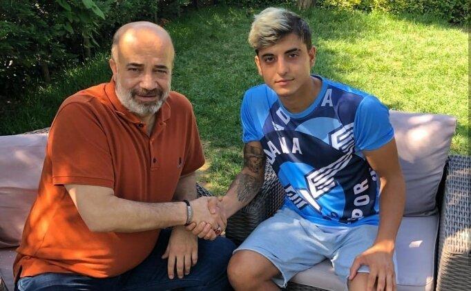 Adana Demirspor eski Galatasaraylı Berk'i kadrosuna kattı