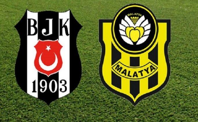 Beşiktaş Yeni Malatyaspor maçı hangi gün, saat kaçta, hangi kanalda?