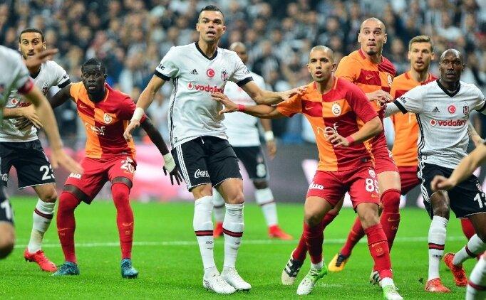 [SON DAKİKA] Beşiktaş Galatasaray maçı özet görüntüleri , VAR pozisyonları izle