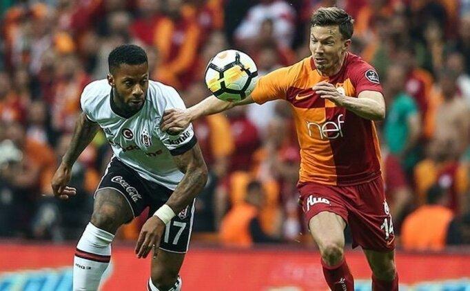 Beşiktaş 1-0 Galatasaray maçı özeti izle