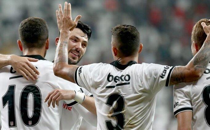 Beşiktaş LASK Linz maçı özet ve golleri izle