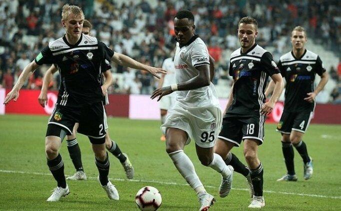 ÖZET İzle, Beşiktaş LASK Linz golleri İZLE
