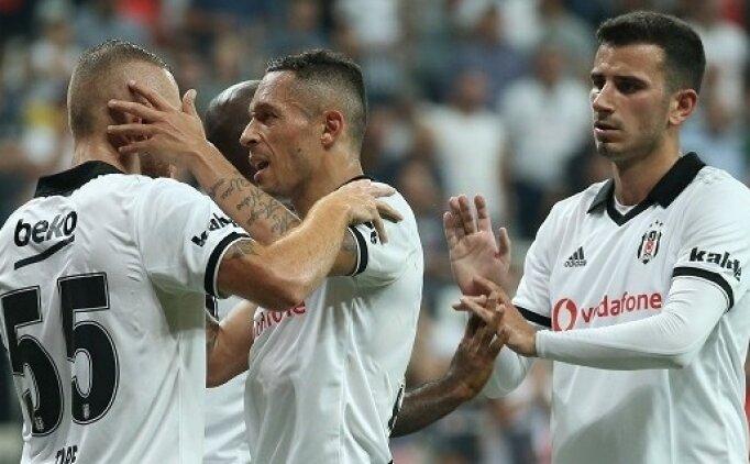 ÖZET İZLE Beşiktaş LASK Linz maçı golleri, BJK Linz özeti