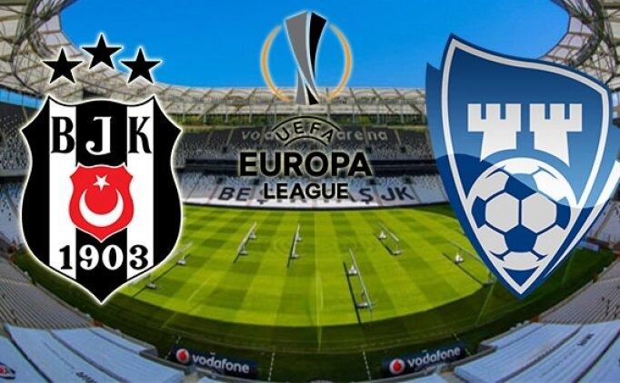 Beşiktaş Sarpsborg maçı hangi kanalda yayınlanacak mı? Beşiktaş maçının kanalı ne?