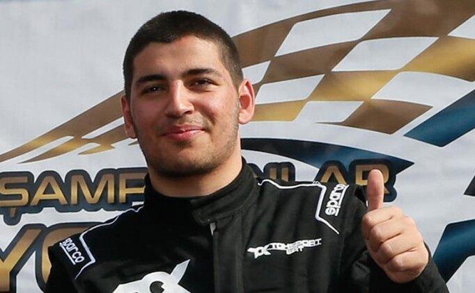 Otomobil sporcusu Ayhancan Güven'den tarihi başarı