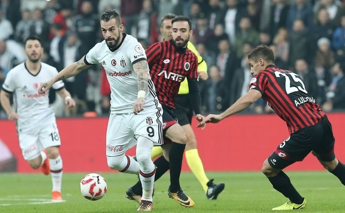 Beşiktaş 1-0 Gençlerbirliği geniş özeti, golleri pozisyonları