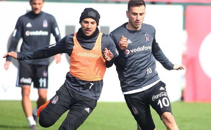 Beşiktaş, Bayern Münih maçı hazırlıklarına başladı