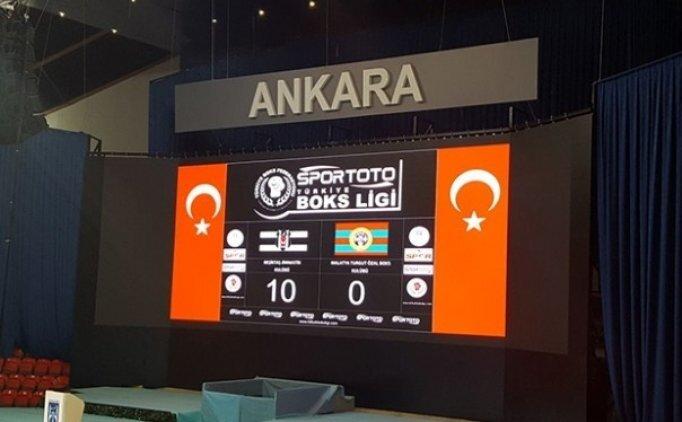 Beşiktaş ilk haftayı lider tamamladı
