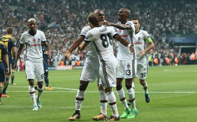 PSG ve Arsenal'dan Beşiktaş'a teklif