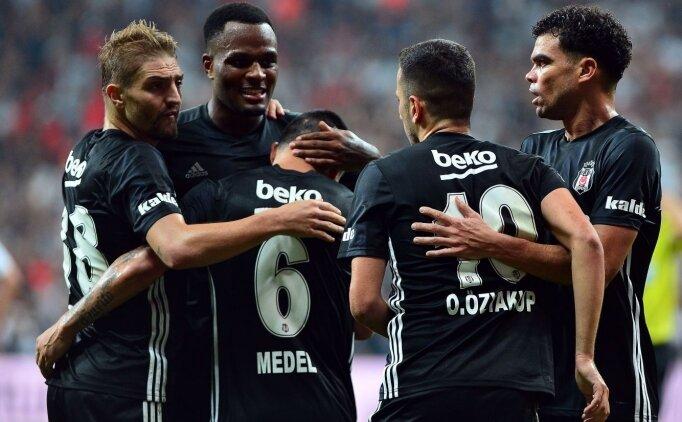 İlk 11'ler | Beşiktaş - Yeni Malatyaspor