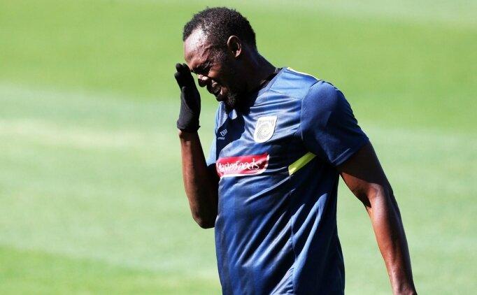 Vicente del Bosque: ''Usain Bolt bek oynarsa daha iyi...''