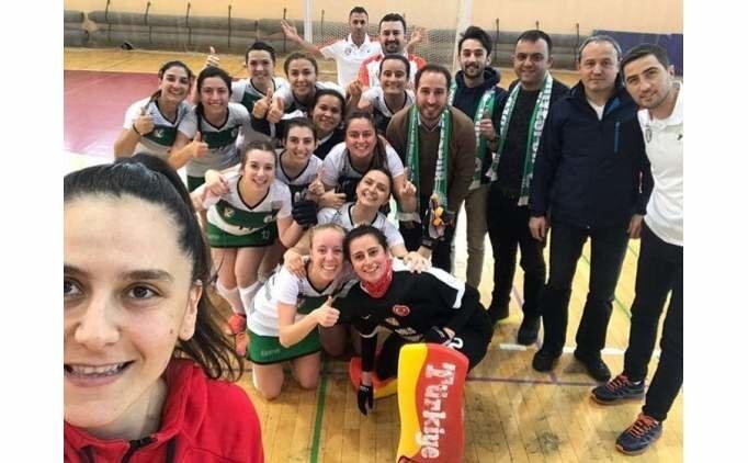 Bolu Belediyespor Avrupa şampiyonu oldu!