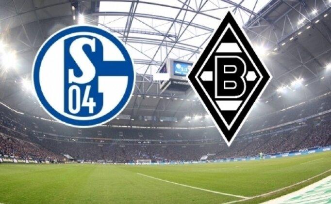 Mönchengladbach Schalke 04 maçı canlı hangi kanalda saat kaçta?