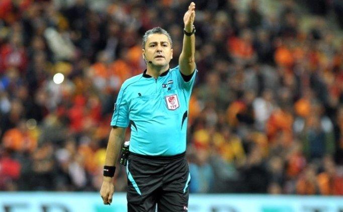 Fenerbahçe - Galatasaray maçını yönetecek hakem...