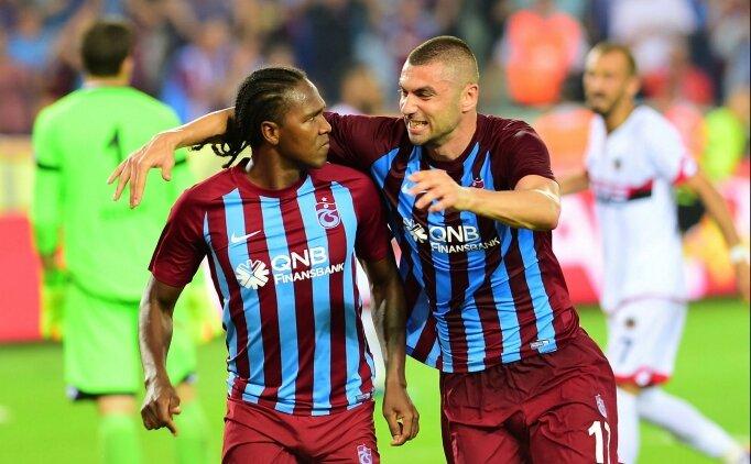 Trabzonspor forvette ezber bozdu