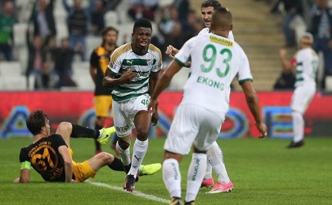 Bursaspor, Sivasspor'a karşı son maçlarda üstün