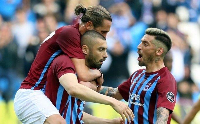 Trabzonspor, Burak'ın yerine kaptan olan ismi açıkladı!