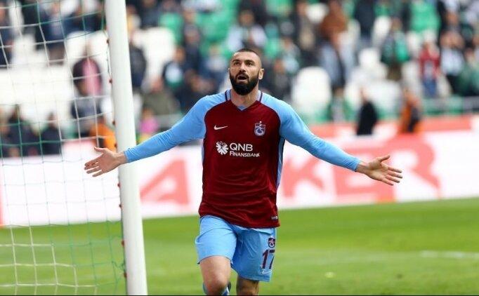 'Burak Yılmaz Beşiktaş'a hayırlı olsun'