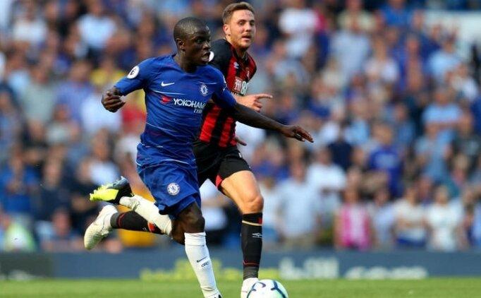 Kante: 'Chelsea'den ayrılmak için sebebim yok'