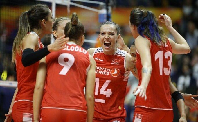 A Milli Takım, Dünya Şampiyonası'na zaferle başladı