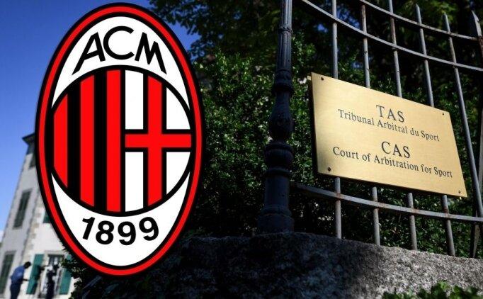 Milan'a dev ceza ve transfer yasağı kapıda!