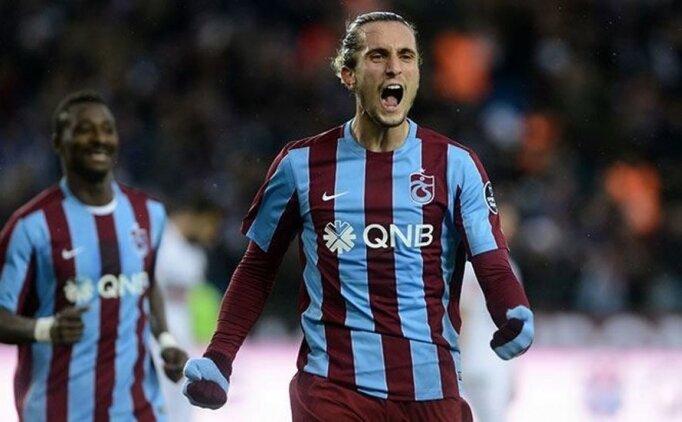 Trabzonspor'un yükselen değeri Yusuf Yazıcı'dan ilginç istatistik