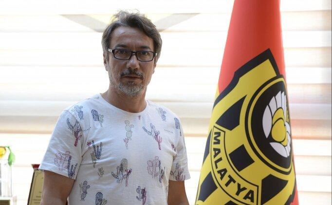 Yeni Malatyaspor başarısının sırrını açıkladı