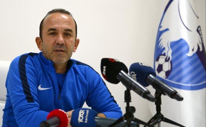 Mehmet Özdilek'ten Yeni Malatya ve transfer açıklaması