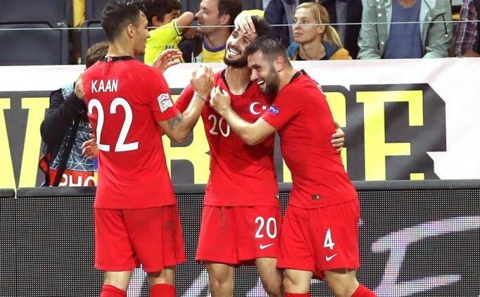 Galatasaray'da Ömer Bayram sevinci!