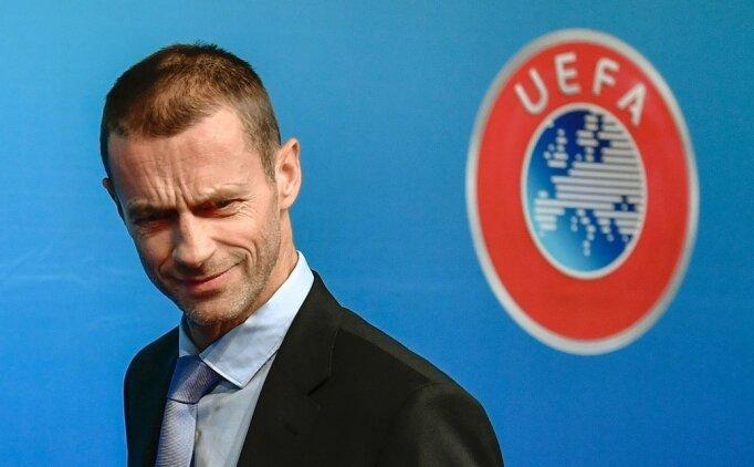 UEFA'da tek aday Caferin!