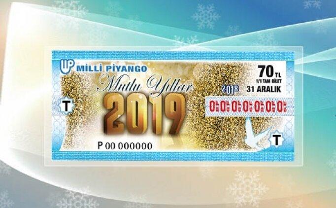 Milli Piyango 2019 yılbaşı özel çekilişi sonuçları bilet sorgulama tam liste burada