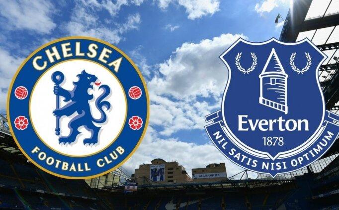 Chelsea Everton maçı canlı hangi kanalda saat kaçta?