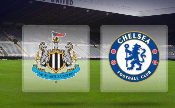 Newcastle Chelsea maçı canlı hangi kanalda saat kaçta?