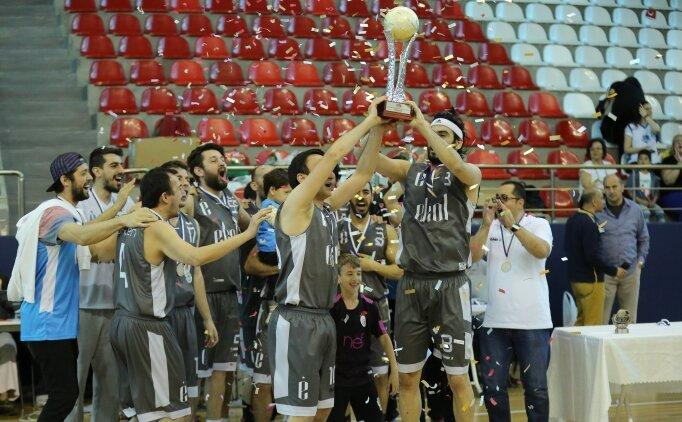 CBL 2017-2018 Şampiyonu Ekol Lojistik